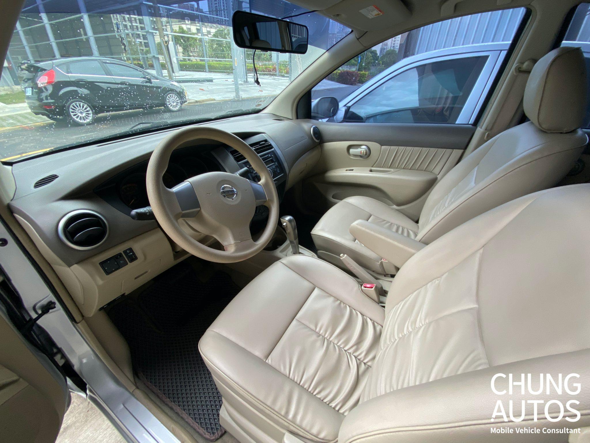 Nissan,Livina,中古車推薦,安心中古車,買二手車,小車大空間